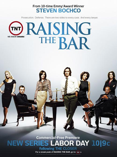 Raising the Bar S2 E13-E14-E15