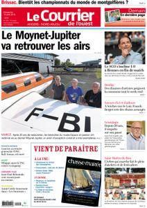 Le Courrier de l'Ouest Angers - 19 août 2018