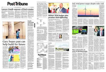 Post-Tribune – September 17, 2019