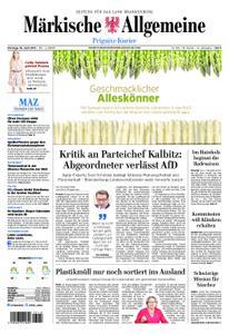 Märkische Allgemeine Prignitz Kurier - 30. April 2019