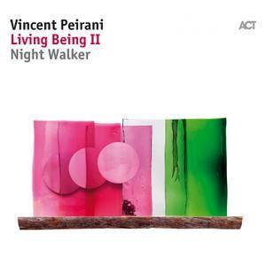 Vincent Peirani - Living Being II (Night Walker) (2018) [Official Digital Download 24/88]