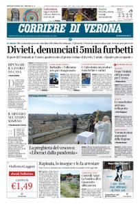 Corriere di Verona – 25 marzo 2020