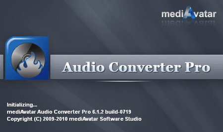 mediAvatar Audio Converter Pro 6.2.0 build 0408