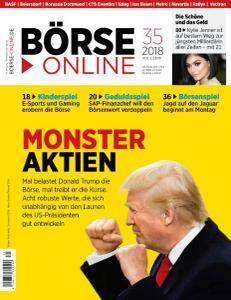 Börse Online - 30 August 2018