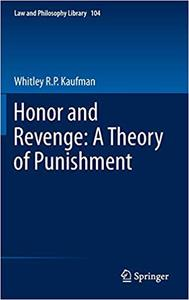 Honor and Revenge: A Theory of Punishment