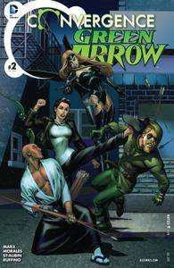 Convergence - Green Arrow 002 2015 Digital