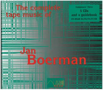 Jan Boerman - The Complete Tape Music (1998) {5CD Set Donemus CV NEAR 04-08 rec 1959-1997}
