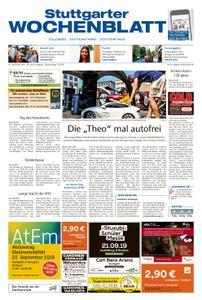 Stuttgarter Wochenblatt - Stuttgart West & Nord - 18. September 2019