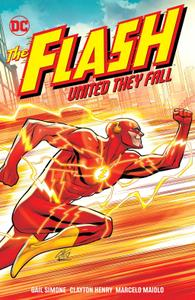 The Flash - United They Fall (2020) (webrip