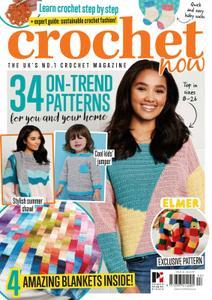 Crochet Now – July 2019