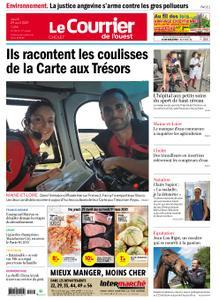 Le Courrier de l'Ouest Cholet – 29 avril 2021