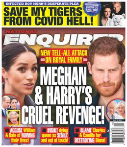 National Enquirer – May 18, 2020