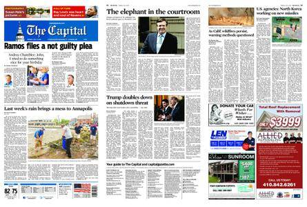 The Capital – July 31, 2018