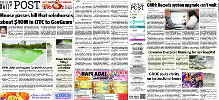 The Guam Daily Post – February 09, 2020