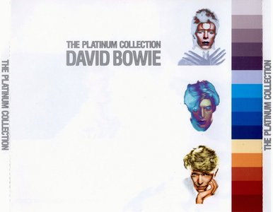 David Bowie - The Platinum Collection (2005) {3CD Box Set} Re-Up