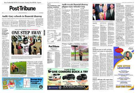 Post-Tribune – November 18, 2017