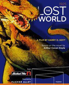 The Lost World (1925) + Extras