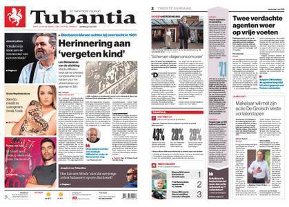 Tubantia - Enschede – 03 mei 2018