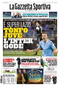 La Gazzetta dello Sport Sicilia – 08 dicembre 2019