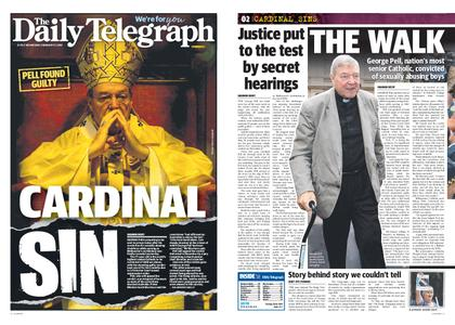 The Daily Telegraph (Sydney) – February 27, 2019