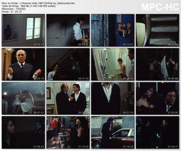 L'Homme Voilé (1987)