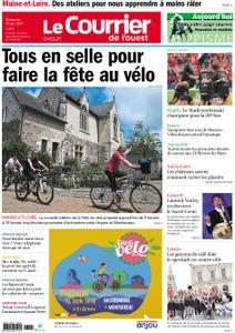 Le Courrier de l'Ouest Cholet – 16 juin 2019