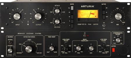 Arturia Comp FET-76 v1.0.0.595 MacOSX