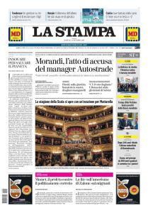 La Stampa Milano - 8 Dicembre 2019