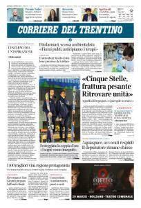 Corriere del Trentino - 22 Marzo 2018