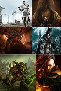 20 Best Game Wallpapers