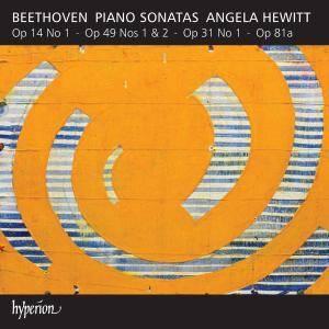 Angela Hewitt - Beethoven Piano Sonatas Volume 6 (2016)