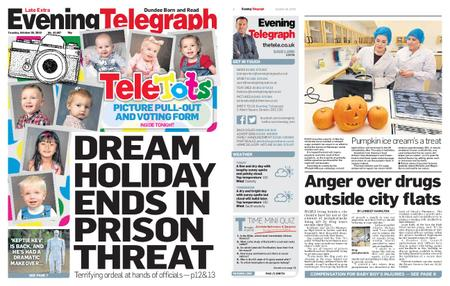 Evening Telegraph First Edition – October 29, 2019