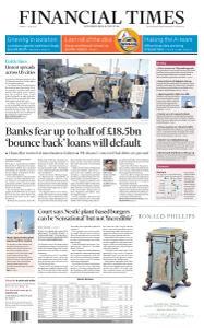 Financial Times UK - June 1, 2020