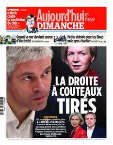 Aujourd'hui en France – 17 juin 2018