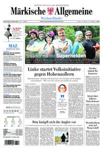 Märkische Allgemeine Westhavelländer - 08. August 2019