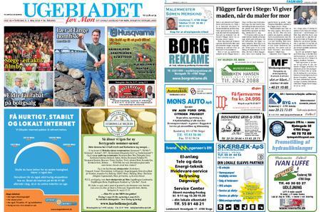 Ugebladet for Møn – 02. maj 2019