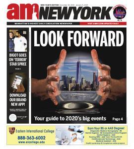 AM New York - December 30, 2019