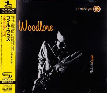 The Phil Woods Quartet - Woodlore +4 (1955) {2013 Japan Prestige 7000 Chronicle SHM-CD HR Cutting Series}