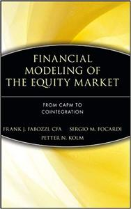 Financial Modeling of the Equity Market: From CAPM to Cointegration (Repost)