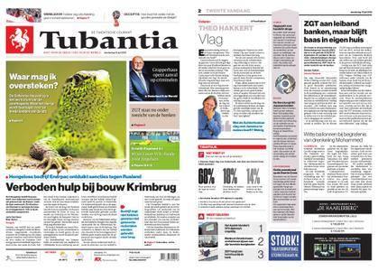 Tubantia - Enschede – 12 juli 2018
