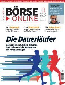 Börse Online - 2 August 2018