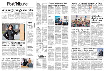 Post-Tribune – December 05, 2020