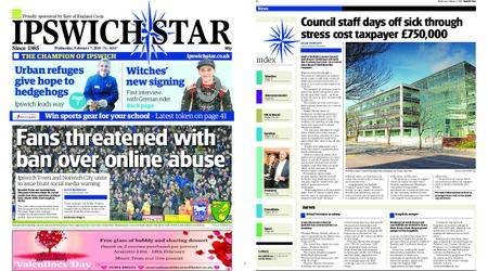 Ipswich Star – February 07, 2018