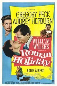 Roman Holiday (1953) [Repost]