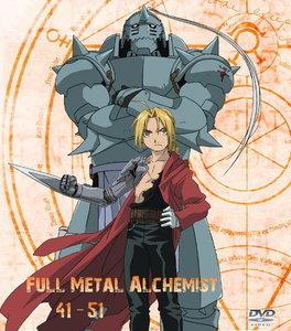 Full Metal Alchemist Fr - Anime  41-51 / 51