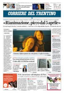 Corriere del Trentino – 29 marzo 2020