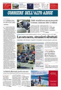 Corriere dell'Alto Adige - 5 Maggio 2018