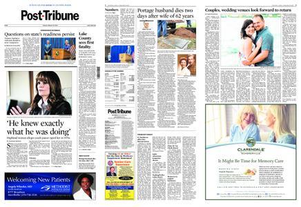 Post-Tribune – March 29, 2020