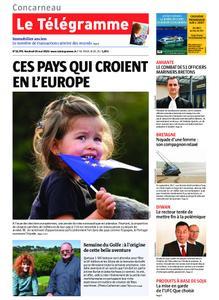 Le Télégramme Concarneau – 24 mai 2019
