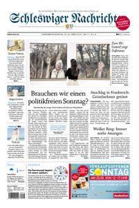 Schleswiger Nachrichten - 24. März 2018